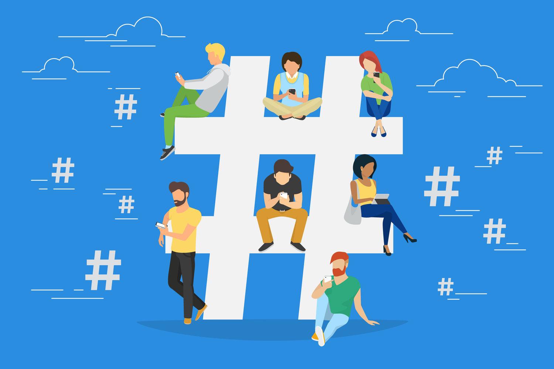 تاریخچه جالب هشتگ و کاربرد آن برای افزایش مخاطب در شبکههای اجتماعی