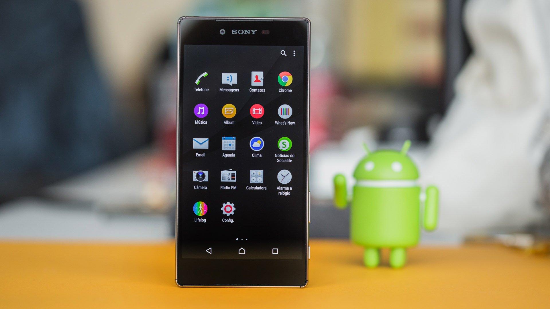اولین گوشی 4K جهان Sony Xperia Z5