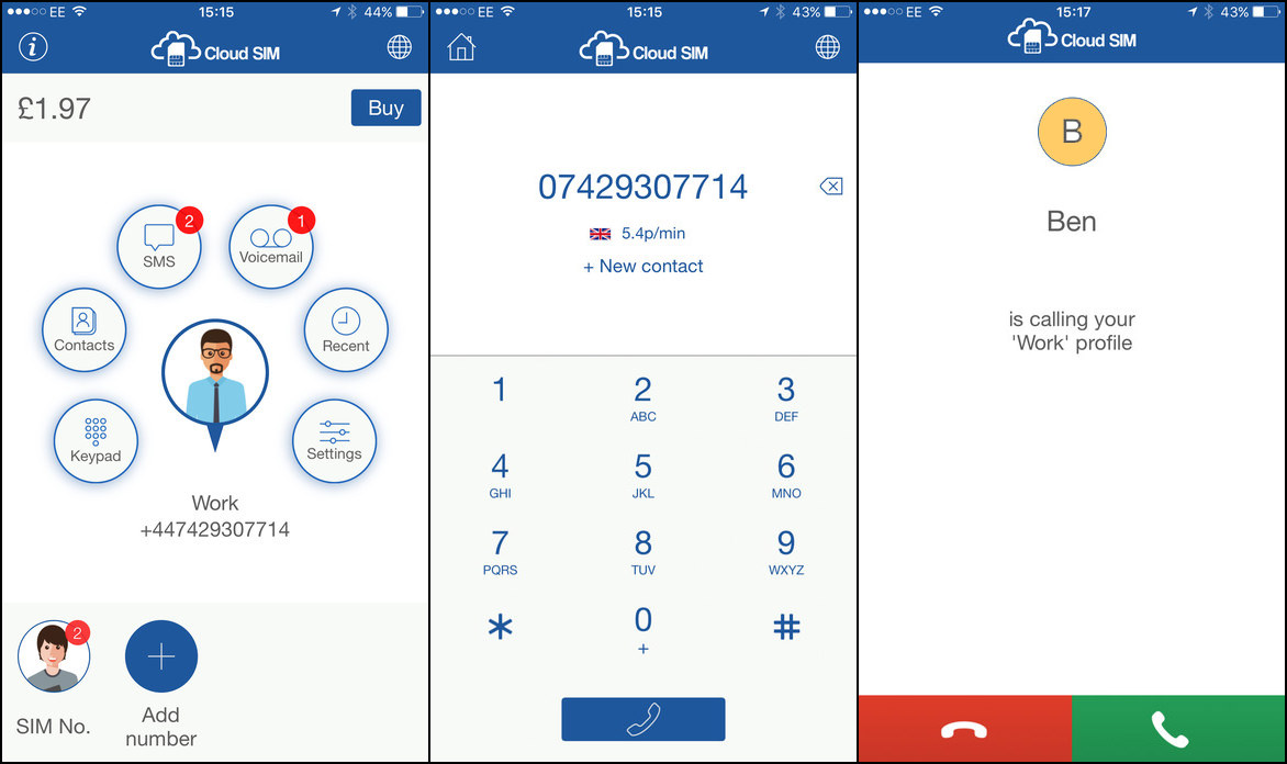 ساخت شماره مجازی و ثبت نام در مسنجرهای مختلف