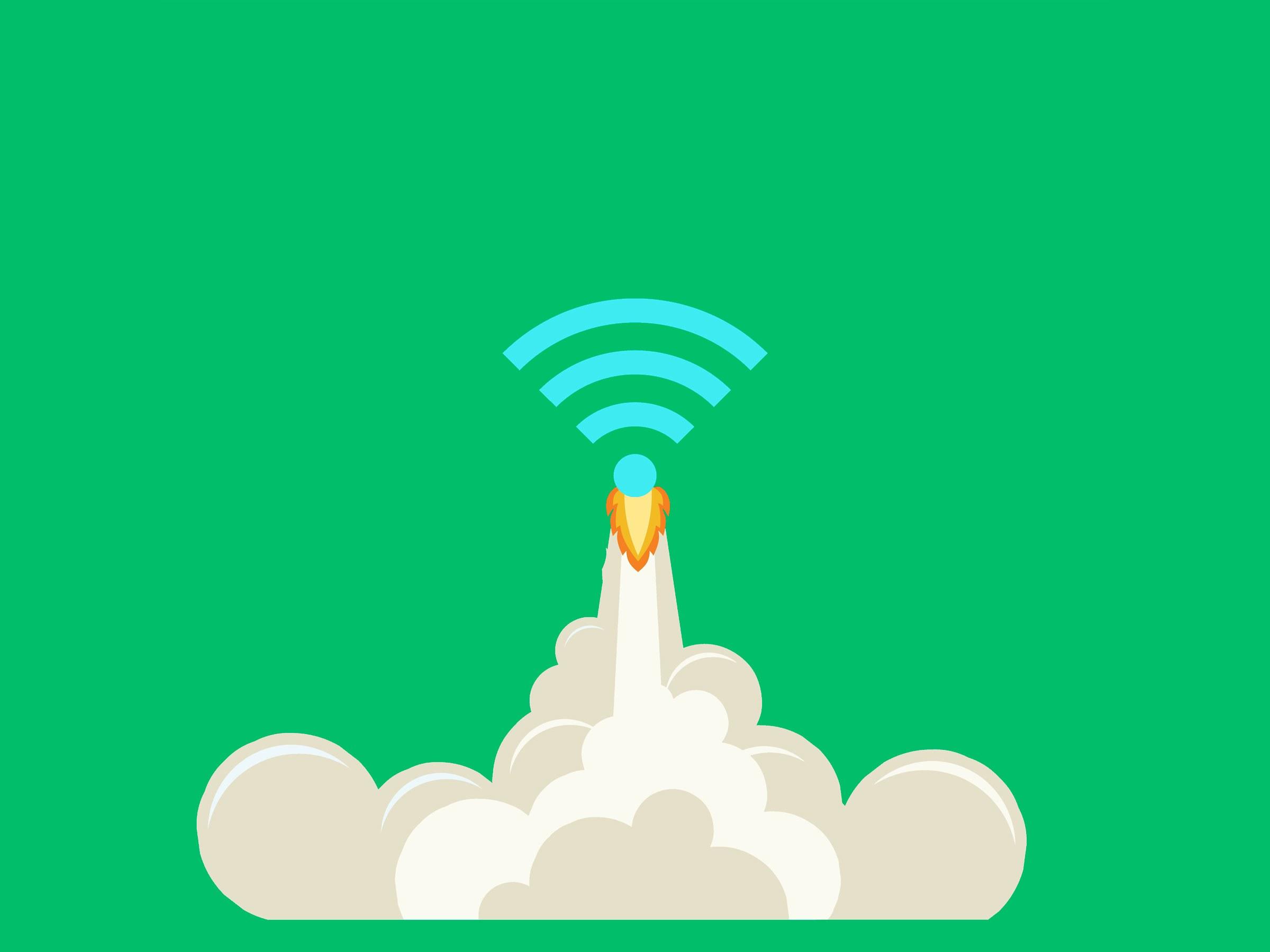 آموزش افزایش سرعت اینترنت در مودم های وای فای