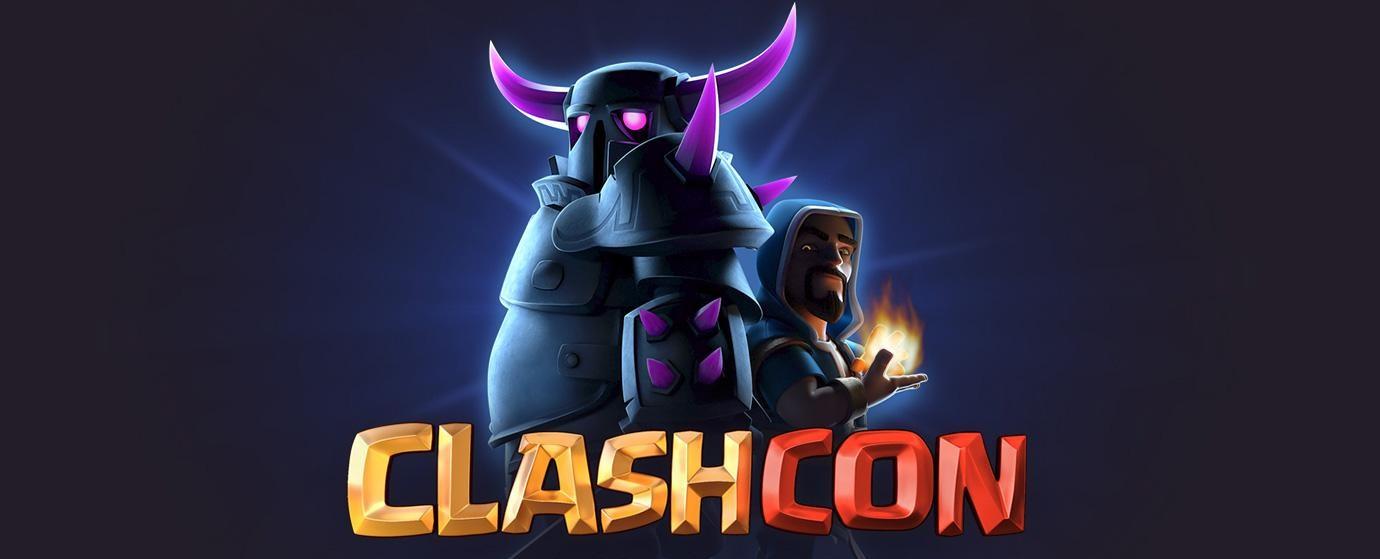 همایش ClashCon و اطلاعات منتشر شده