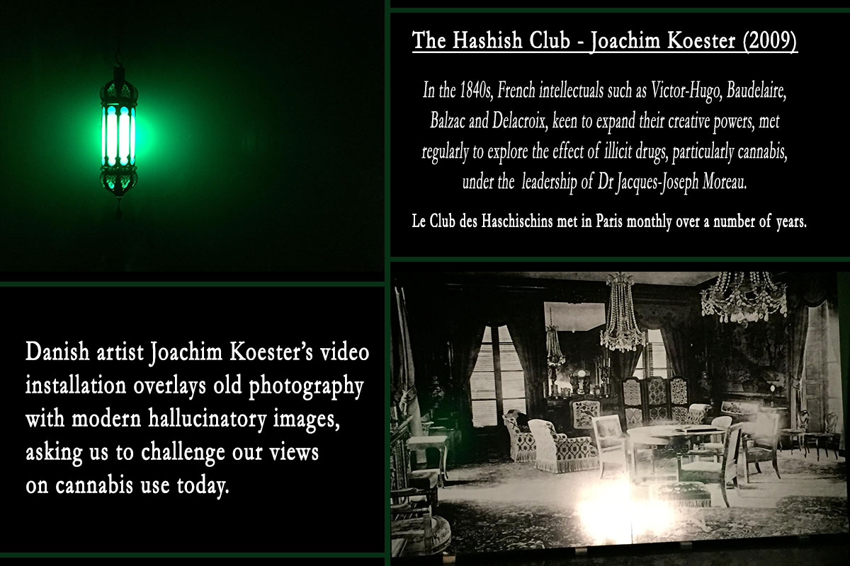 The-Hashish-Club-Joachim-Koester-Hooked-Exhibition-Review