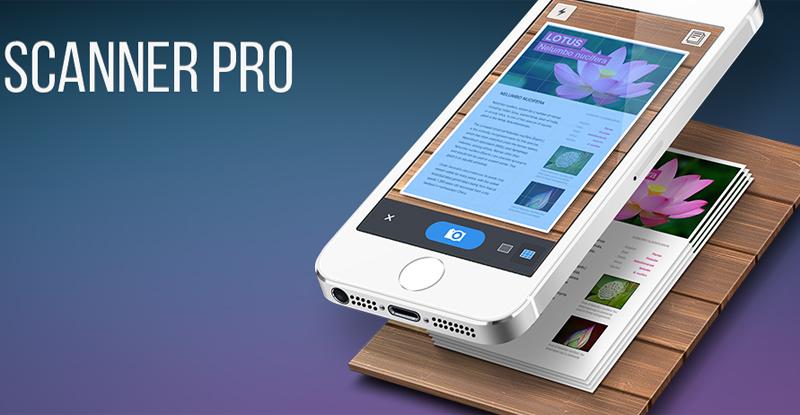 با اپلیکیشن Scanner Pro 6 آیفون خود را به اسکنر تبدیل کنید
