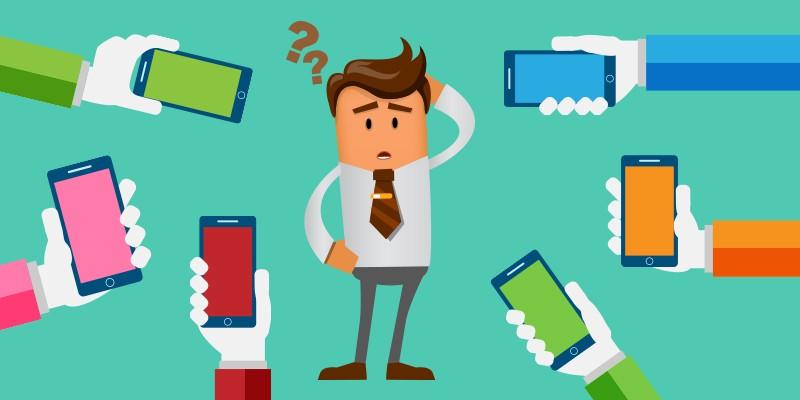 باورهای اشتباه درباره تلفن همراه