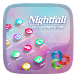 Download Nightfall GO Launcher Theme V1.1.1 apk Latest Version July 2015